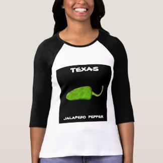 Texas Jalapeno Pepper 1 .jpg T-Shirt