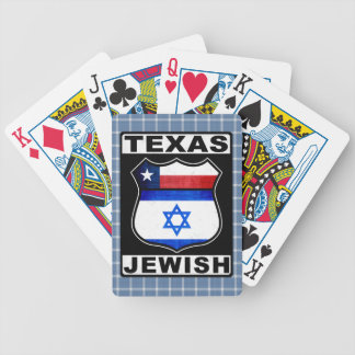 Texas Jewish American Card Deck