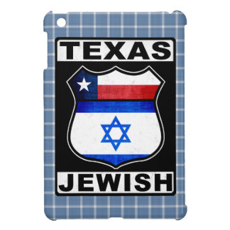 Texas Jewish American iPad Cover