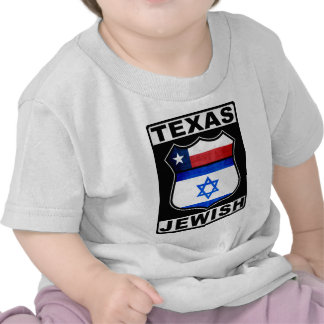 Texas Jewish American Tees