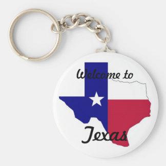 Texas Keychian Keychains