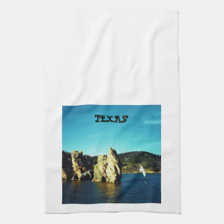 Texas kitchen towel