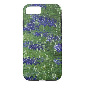 Texas, Lake Buchanan. Texas Bluebonnet and Wild iPhone 8/7 Case