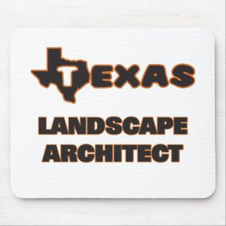 Texas Landscape Architect Mouse Pad