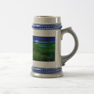 Texas Landscape Mugs Coffee Mugs