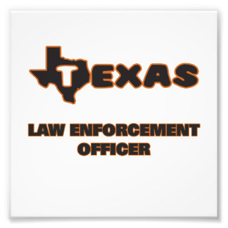 Texas Law Enforcement Officer Photo