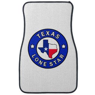 Texas Lone Star Car Mat