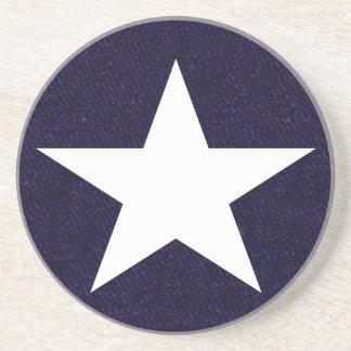 Texas Lone Star Coaster