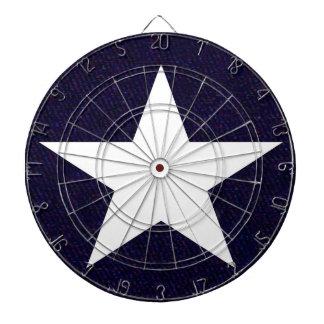 Texas Lone Star Dart Board
