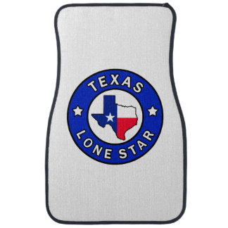 Texas Lone Star Floor Mat