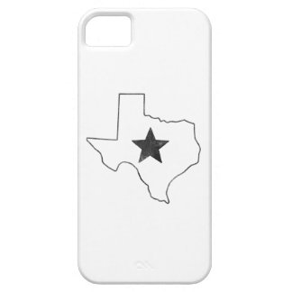 Texas Lone Star iPhone 5/5s cover