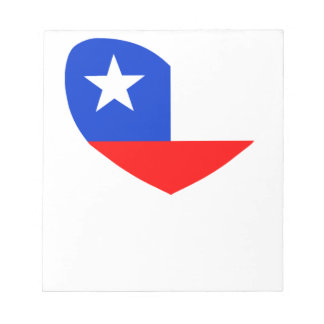 Texas Lone Star Notepad