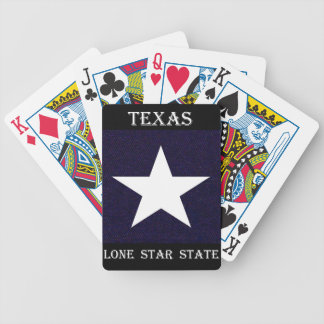 Texas Lone Star Poker Deck