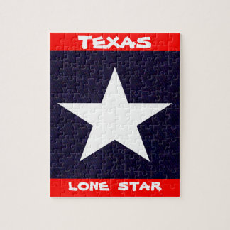 Texas Lone Star Puzzles