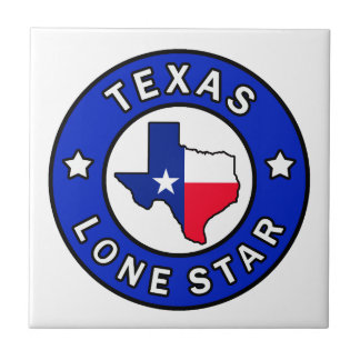 Texas Lone Star Tile