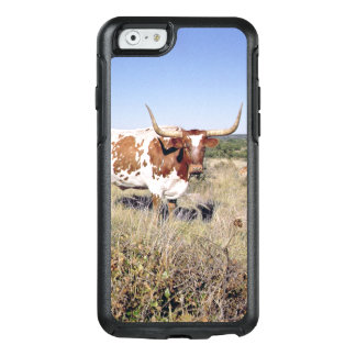 Texas Longhorn Breed (photo) OtterBox iPhone 6/6s Case