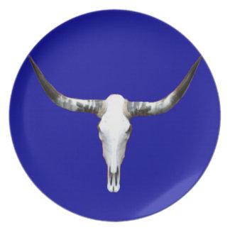 Texas Longhorn Z.jpg Plate
