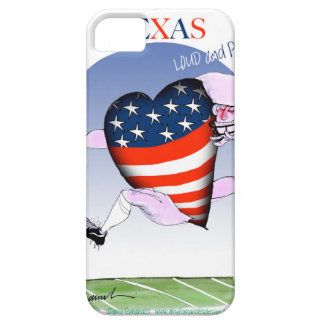 texas loud and proud, tony fernandes barely there iPhone 5 case