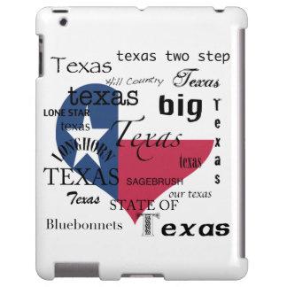 Texas Love-Wordcloud+Flag Heart