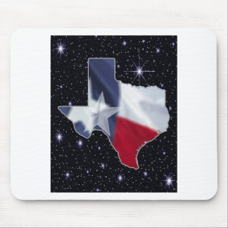 Texas Map Mouse Mat