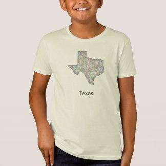 Texas map T-Shirt