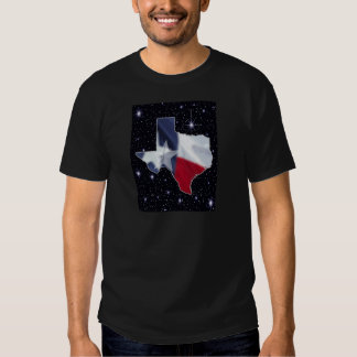 Texas Map T Shirts