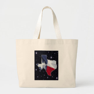 Texas Map Tote Bag