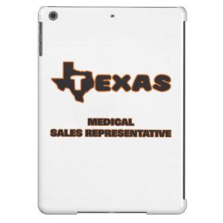 Texas Medical Sales Representative iPad Air Cover