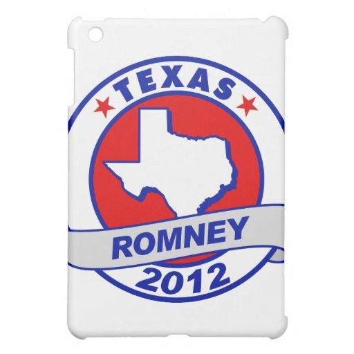 Texas Mitt Romney Case For The iPad Mini