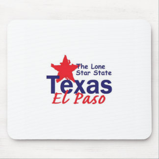 TEXAS MOUSE PADS