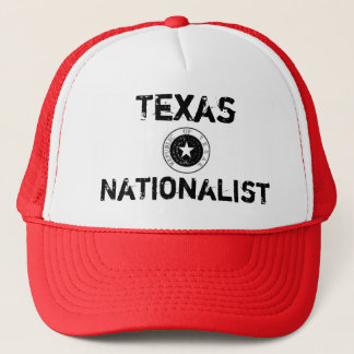 Texas Nationalist Hat