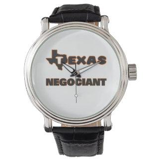 Texas Negociant Wrist Watches