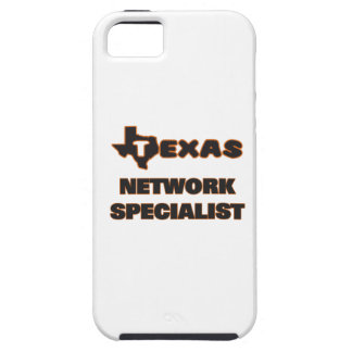 Texas Network Specialist iPhone 5 Cover