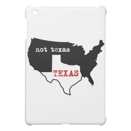 Texas / Not Texas iPad Mini Cases