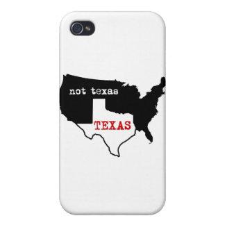 Texas / Not Texas iPhone 4/4S Cases