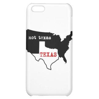 Texas / Not Texas iPhone 5C Cover