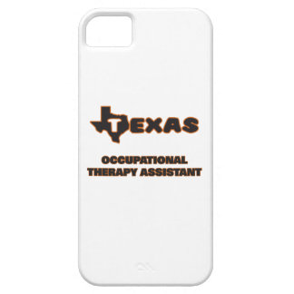 Texas Occupational Therapy Assistant iPhone 5 Case