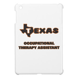 Texas Occupational Therapy Assistant Cover For The iPad Mini
