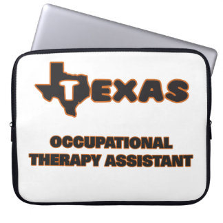 Texas Occupational Therapy Assistant Laptop Sleeve