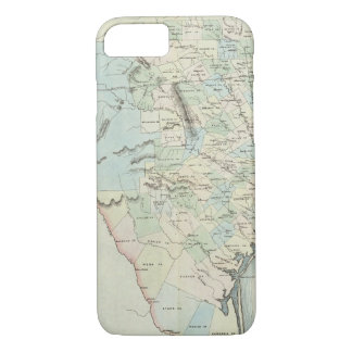 Texas of the United States of America iPhone 8/7 Case