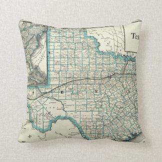 Texas Pacific Railway Cushion