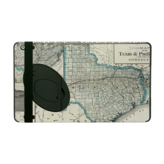 Texas Pacific Railway iPad Cover