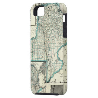 Texas Pacific Railway iPhone 5 Case