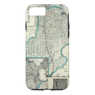 Texas Pacific Railway iPhone 7 Case