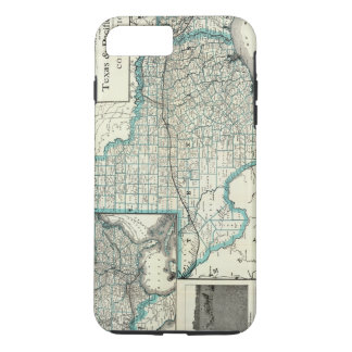 Texas Pacific Railway iPhone 8 Plus/7 Plus Case