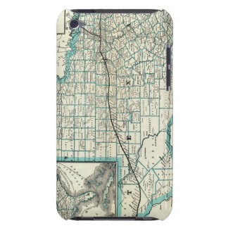 Texas Pacific Railway iPod Case-Mate Case