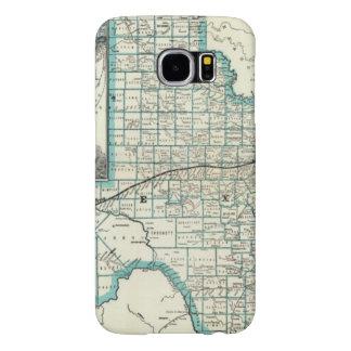 Texas Pacific Railway Samsung Galaxy S6 Cases