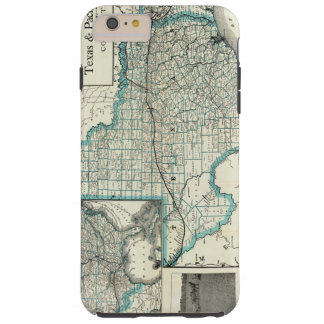Texas Pacific Railway Tough iPhone 6 Plus Case