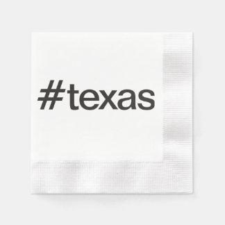 texas paper napkins