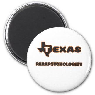 Texas Parapsychologist 2 Inch Round Magnet
